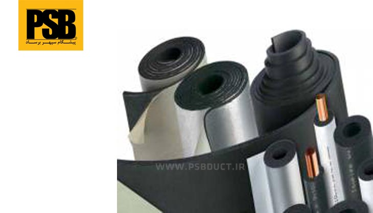 Elastomeric Rubber Foam Insulation Tubes